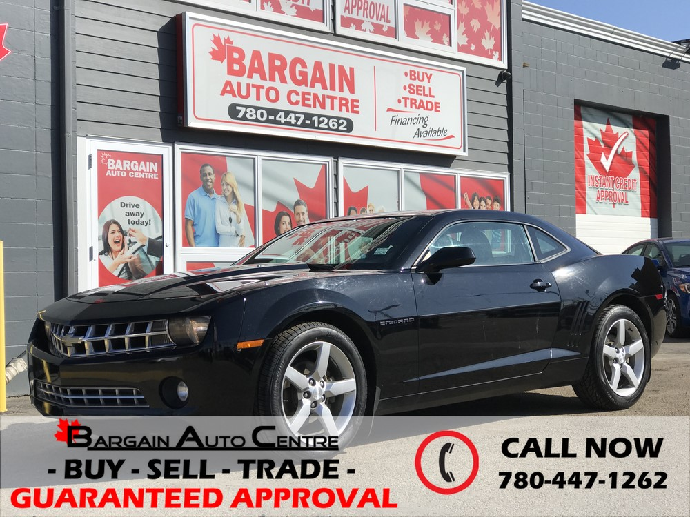 2011 Camaro For Sale >> 2011 Chevrolet Camaro For Sale In Edmonton Ab Used Chevrolet Sales