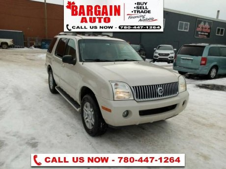 2005 Mercury Mountaineer sport