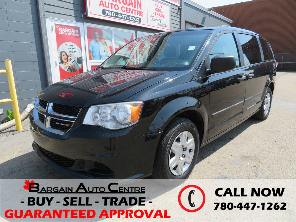 2012 Dodge Grand Caravan SE (9148) Main Image