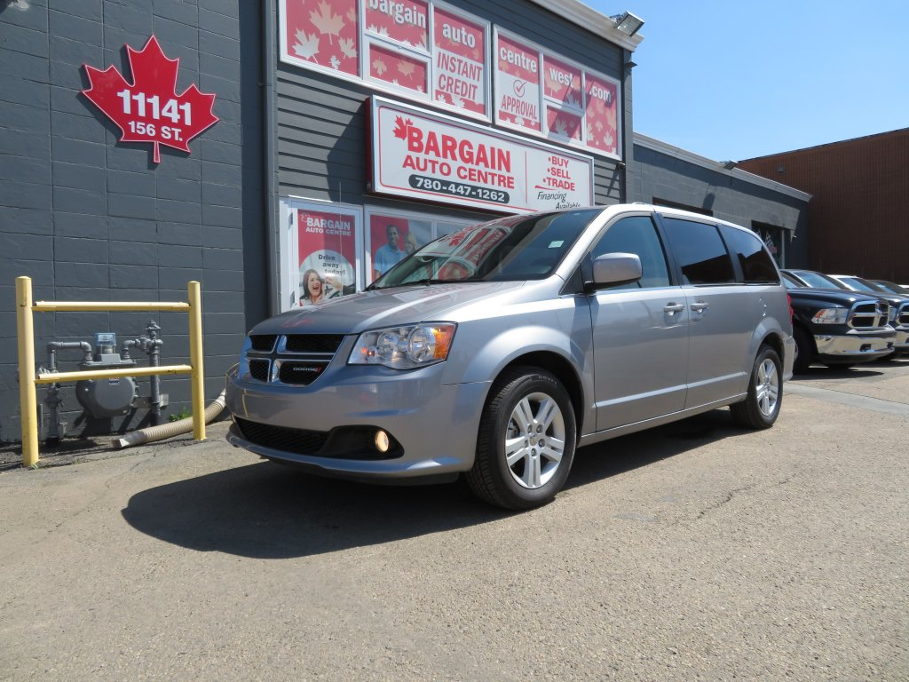 2018 Dodge Grand Caravan Crew Plus (9296) Main Image