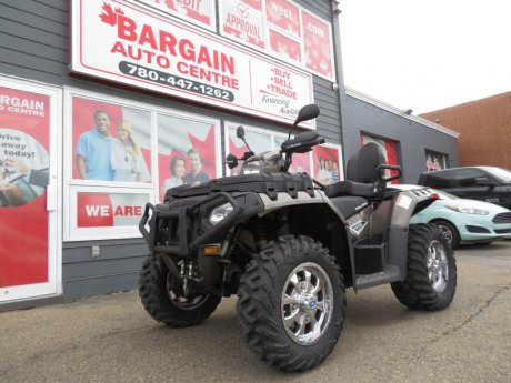 2015 POLARIS SPORTSMAN 1000 XP